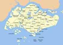Peta Singapura Beserta Asal Mula, Budaya, Etnis (Paling Lengkap) 2