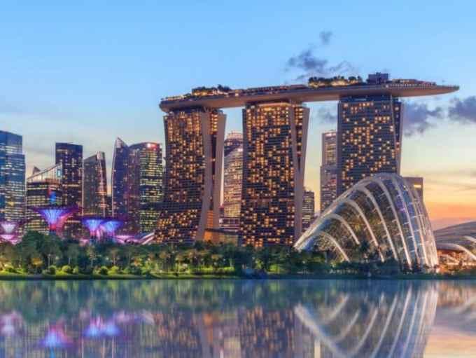 Letak Geografis Singapura
