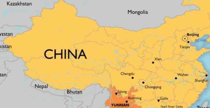 Peta China Beserta Sejarah, Geografis, Fisiografis dan Sumber Daya Alam 2