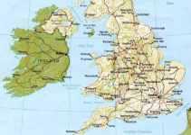 Peta Inggris Beserta Sejarah, Geografis, Serta Wisata (Paling Lengkap) 5