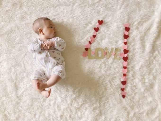 Bayi Usia 4 Bulan