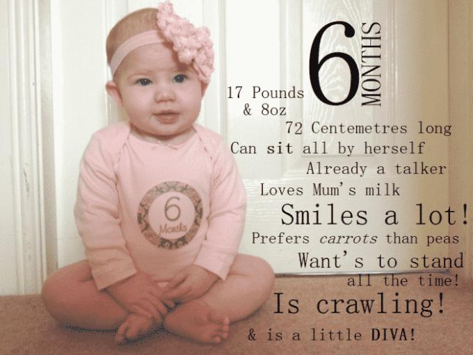 Bayi Usia 6 Bulan