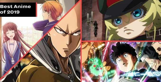 41+ Rekomendasi Anime Terbaik 2019 (yang Wajib di Tonton) 1