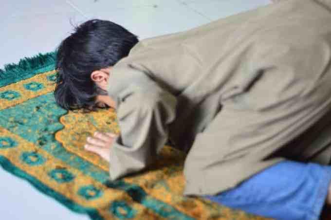 Doa untuk Anak Jauhi Maksiat
