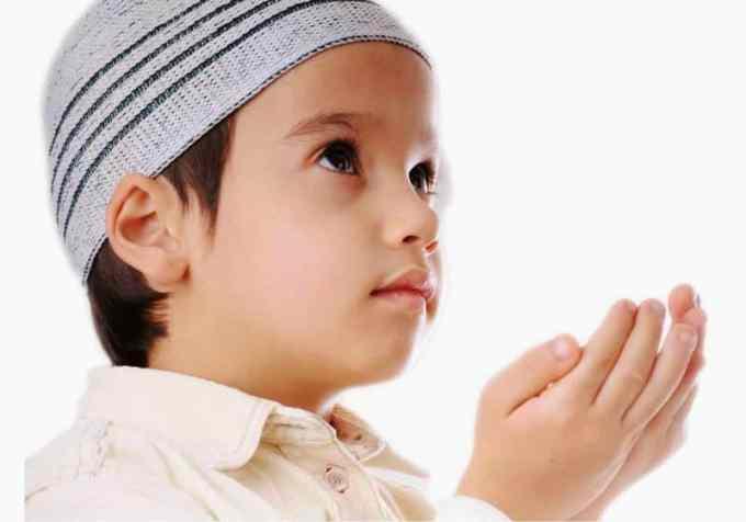 Doa untuk Anak Sholeh