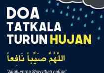 Bacaan Doa Ketika Hujan Turun Beserta Arti, Latin dan Arab 2