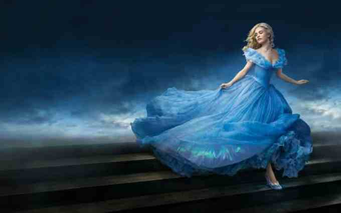 Naskah Teks Drama Cinderella