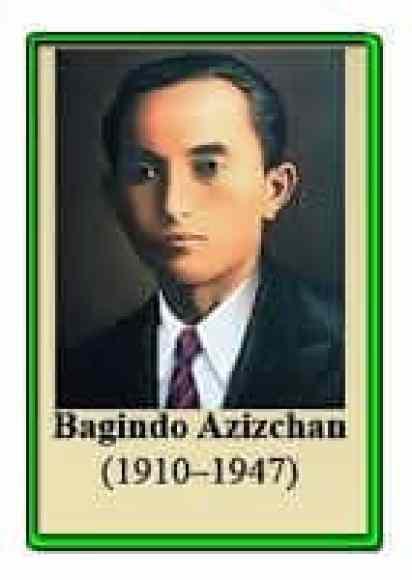 TOKOH PROKLAMATOR BAGINDO AZIZCHAN