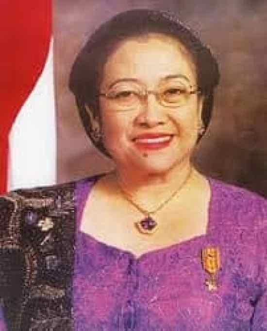 Presiden Dan Wakilnya Megawati Sukarno Putri