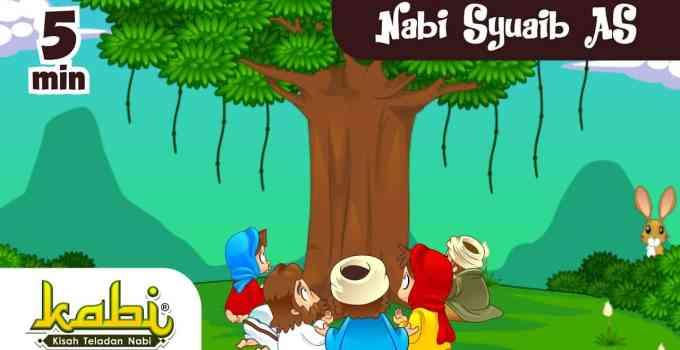 Kisah Nabi Syuaib : Dakwah, Adzab Kaum Madyan dan Aikah 19