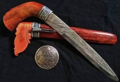 25 Senjata Tradisional Dari Semua Wilayah Di Indonesia Terlengkap