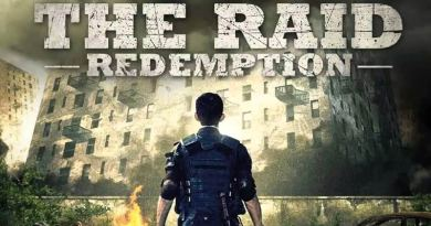 Poster The Raid (dok cathplay)