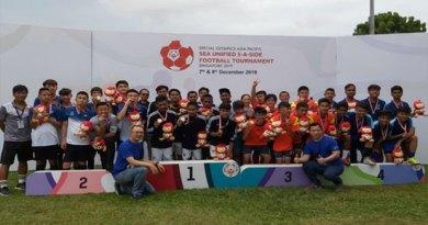 Tim SoIna asal Jateng juarai Sepak Bola Olimpiade Khusus ke-8 Asia Tenggara di Singapura (Foto/DOk.DISPORAPAR)