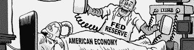 Tidak Jadinya Pemangkasan Stimulus Ekonomi oleh The Fed adalah Kabar Jelek