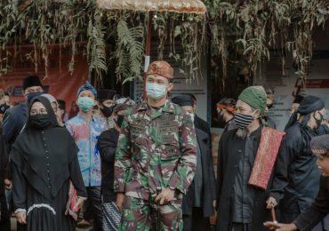 Resmi! Pameran 75 Senjata Pusaka Perjuangan di Ponpes Dzikir Al Fath Dibuka oleh Dandim 0607