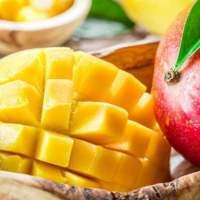 Owoce mango – naturalne przeciwutleniacze i błonnik