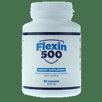 Flexin500 – zregenerowanie stawów, ból kolana i biodra