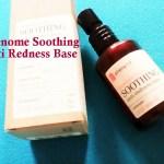 Phenome Soothing Anti-Redness Base – recenzja