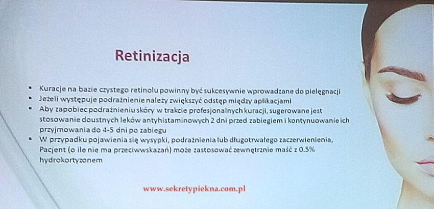 Retinol jak działa na skórę