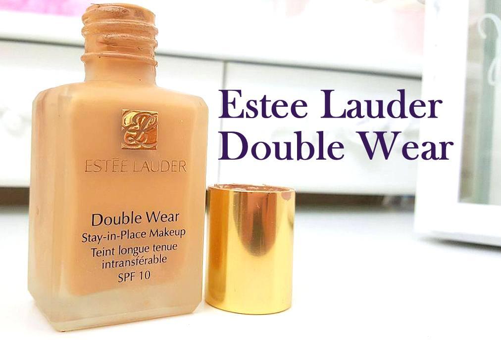Estee Lauder Double Wear - podkład (prawie) idealny