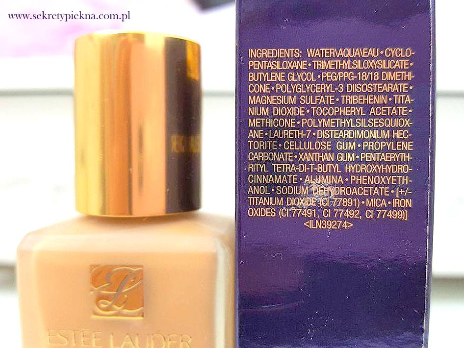 Estee Lauder Double Wear INCI
