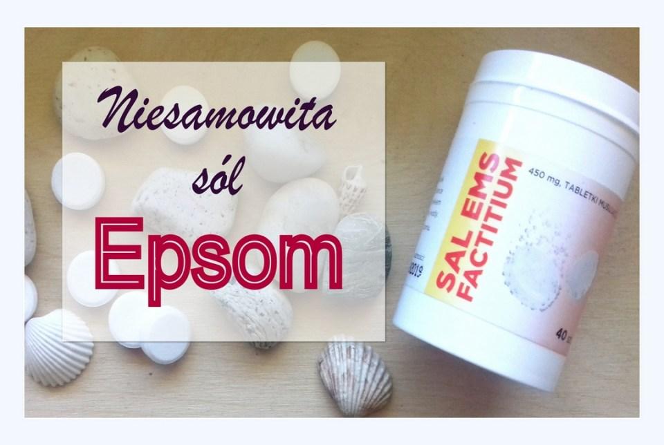 jak działa Sól Epsom