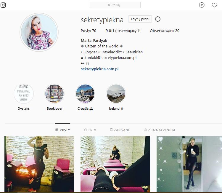 Jak rozkręcić instagrama