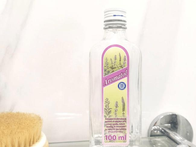 amol na włosy