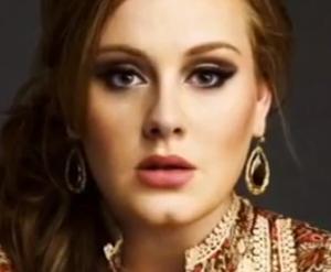 """Seks met Adele """"ik ben niet te dik"""""""