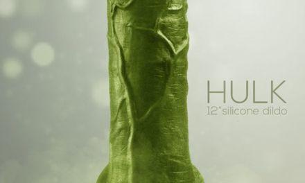 Vergeet de Tarzan, neem de Hulk