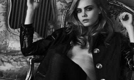 Carla Delevingne, uitermate sexy in lingerie