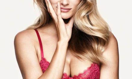 Edita Vilkevičiūtė is sexy in lingerie