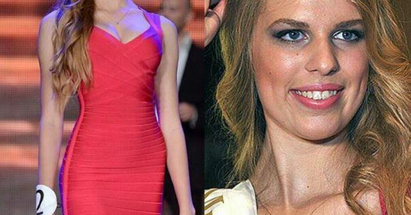 Miss Moskou, Irina Alexeyeva, is het moeders mooiste?