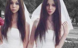 Hete Russische bruid is man
