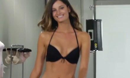 Victoria's Secret casting voor de sexy modeshow