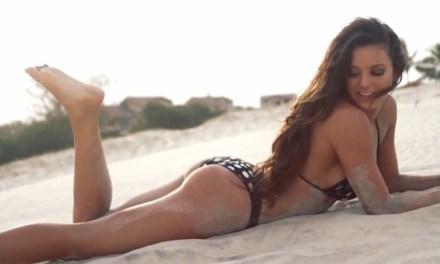 Sexy op het strand, beachbabes compilatie