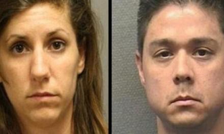 Vrouwelijke babysitter stuurt foto's misbruik naar vriend
