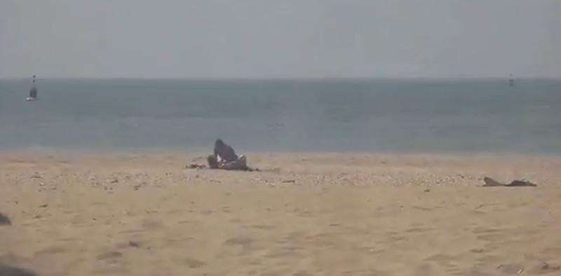 Neuken op het strand van Scheveningen? -Seks Met