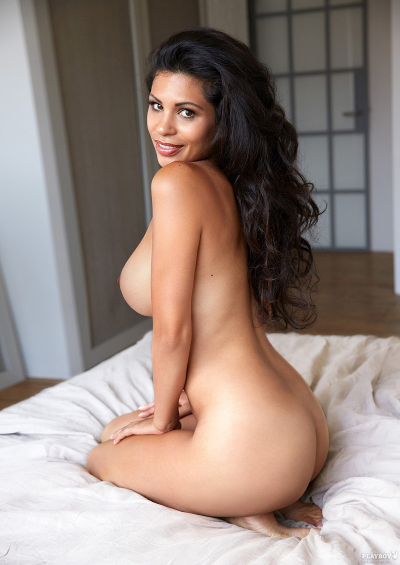 from Wayne naked german model pussy