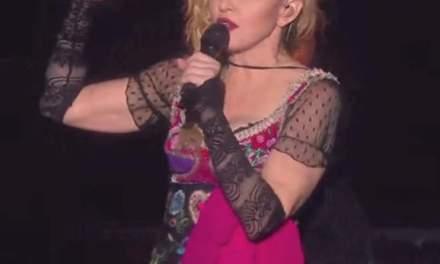 Naaktfoto's van Madonna, van toen ze nog jong was