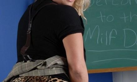 Lerares, had ze wel of geen seks met leerling? 📷