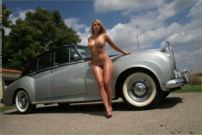 Amusing moment female porn in old cars consider, that