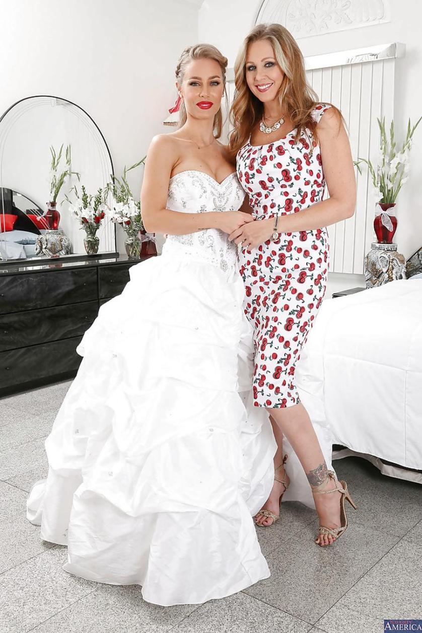 Geen snelle scheiding voor deze twee lesbische vrouwen