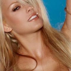 Lekker blondje, Lindsay Marie, is opstandig aan het doen