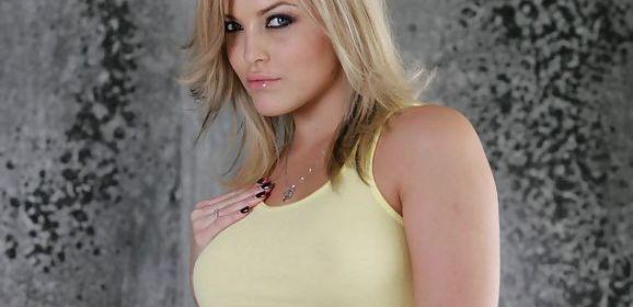 Alexis Texas, knap en strak, heeft lesbische seks met Eva Angelina