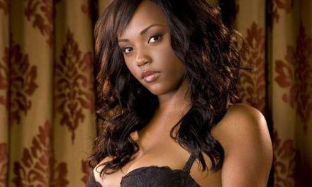 Monique zwarte Porn
