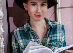 Nicole La Cray, een soort van artistieke naaktfoto's