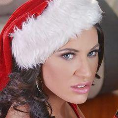 Een onvergetelijke kerst met een oude vriendin; ze kan nog steeds goed pijpen