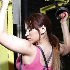 Naakt fitness in de sportschool, het kan in New York 📷