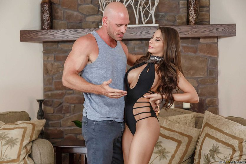 Madison Ivy, sex met die kale